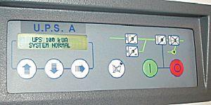 USV - Ununterbrochene Stromversorgung
